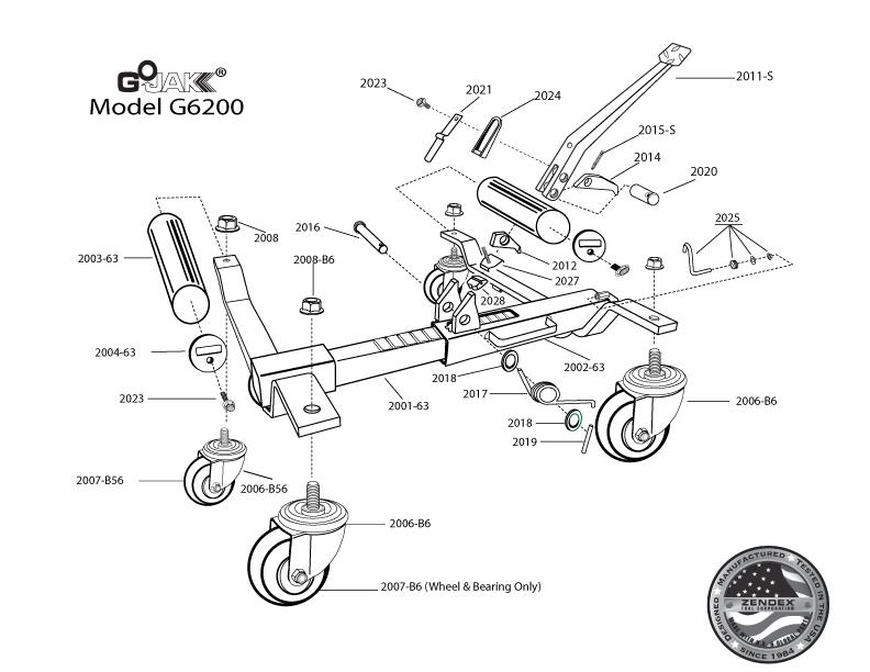 G6200 (Steel Pedal)